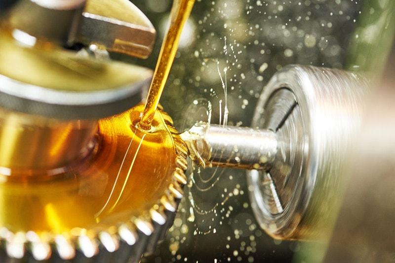 Oilfield Machining Process